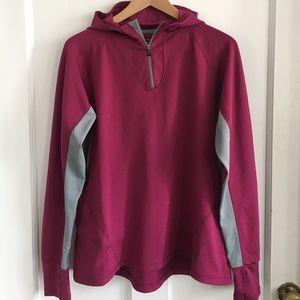 Women's REI Running Pullover shirt